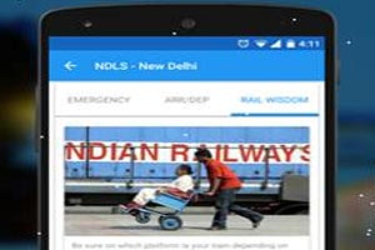 Online portal to alert rail travellers of delays