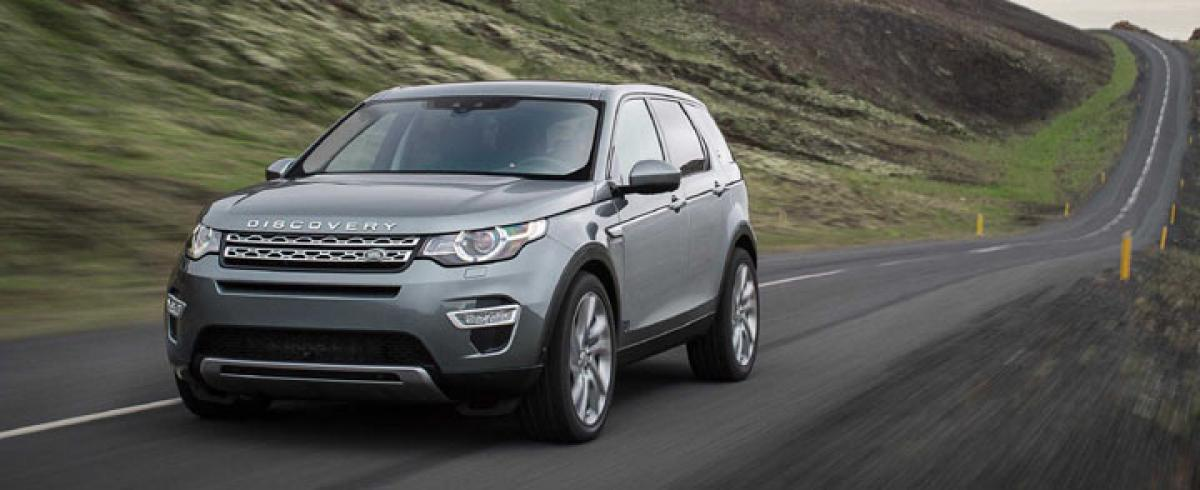 Land Rover to unveil new Discovery this year