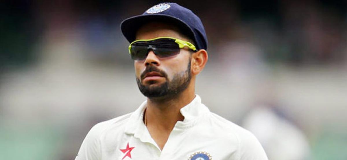 Everyone wants to see an India-England final: Virat Kohli