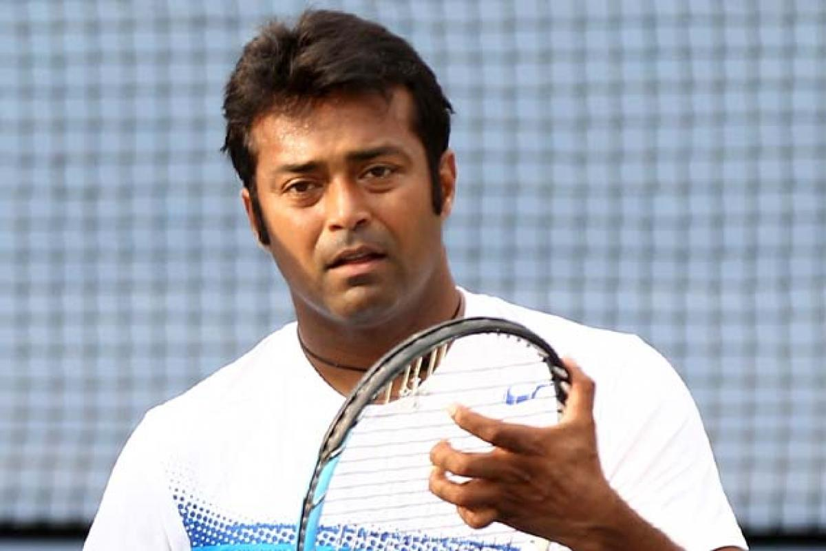 Leander Paes expresses angst over Indias mixed doubles team at Rio Olympics