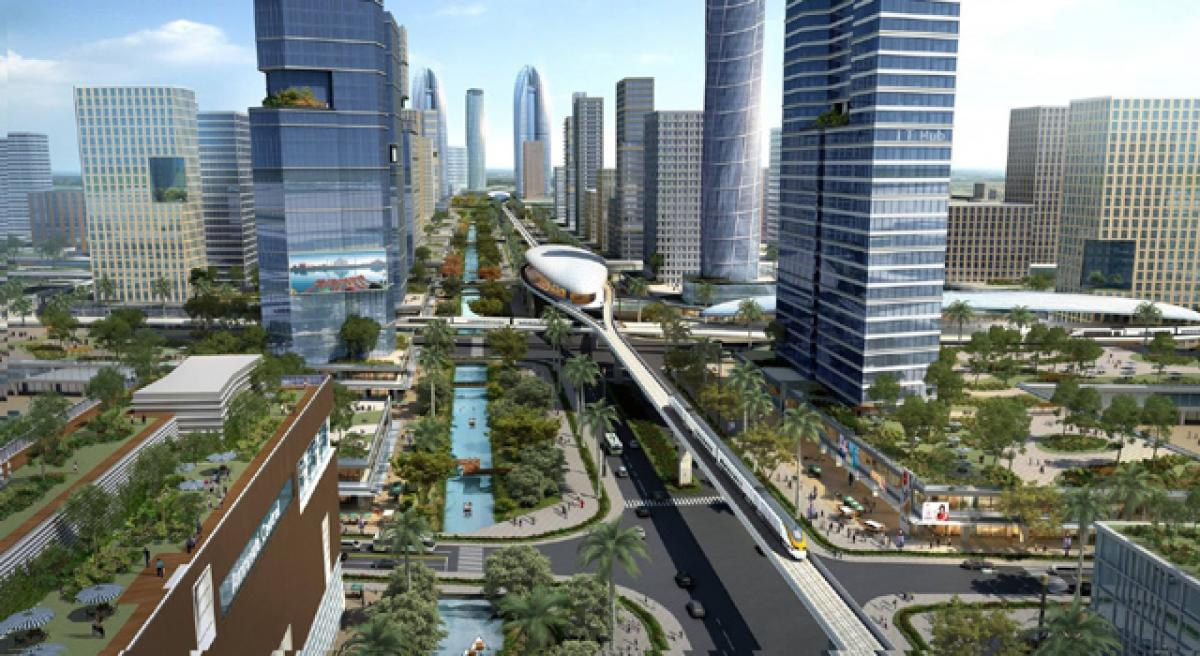 Frankly speaking: No impact of Amaravati on Hyderabad realty