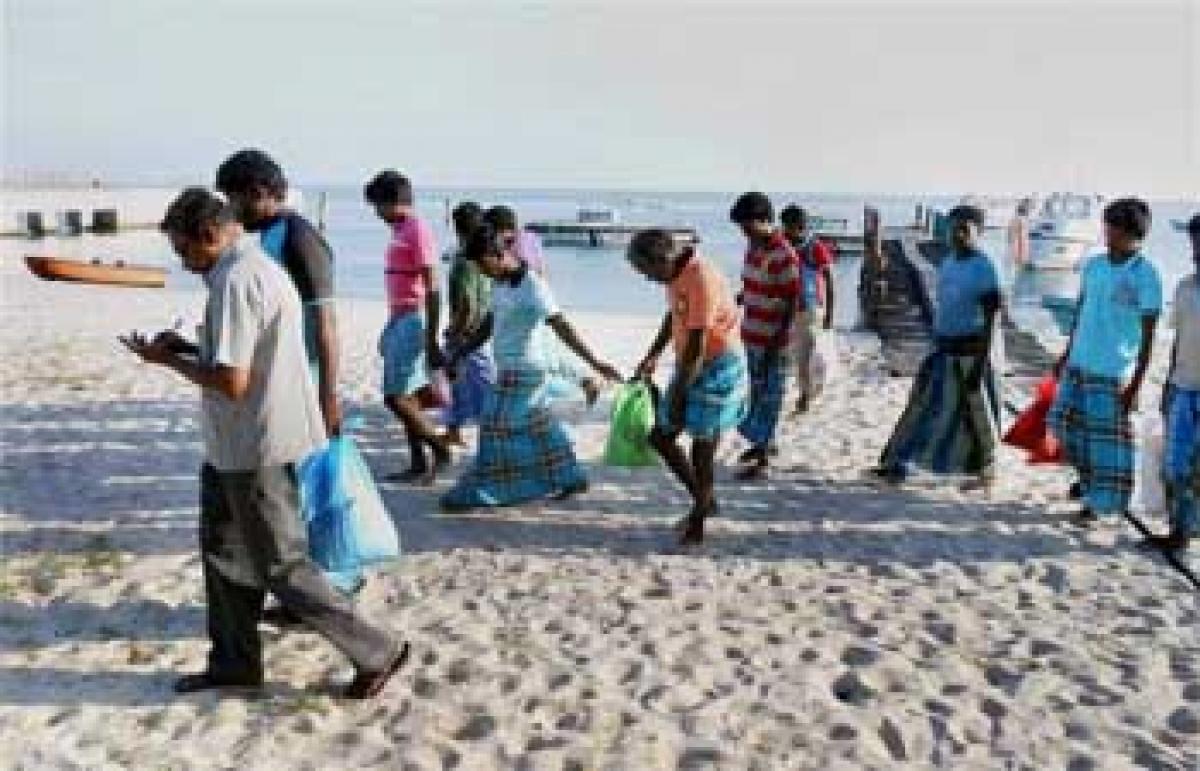 23 Indian fishermen arrested in Sri Lanka
