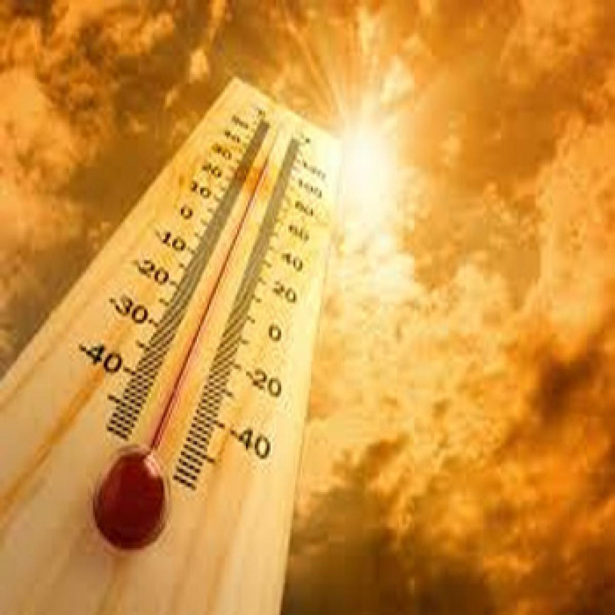 Searing heat continues in two Telugu States