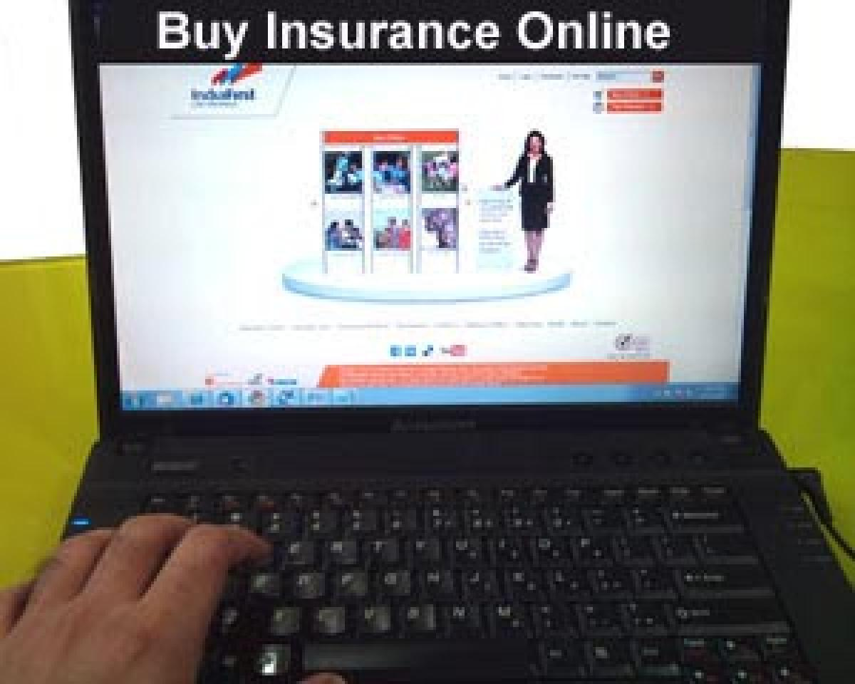 Now, insurance online