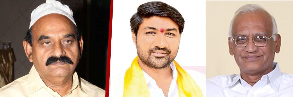 AP Minister NMD Farooq Targets Bhuma, SPY Reddy