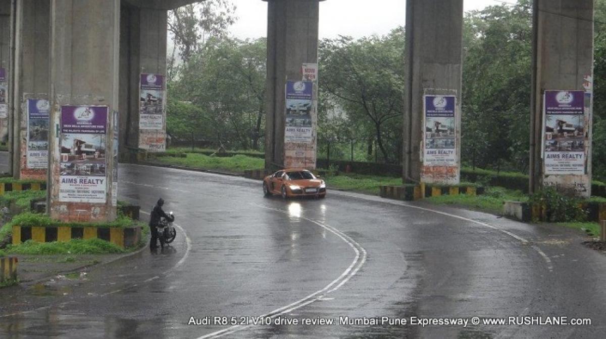 Mumbai-Pune expressway traffic now monitored by drones