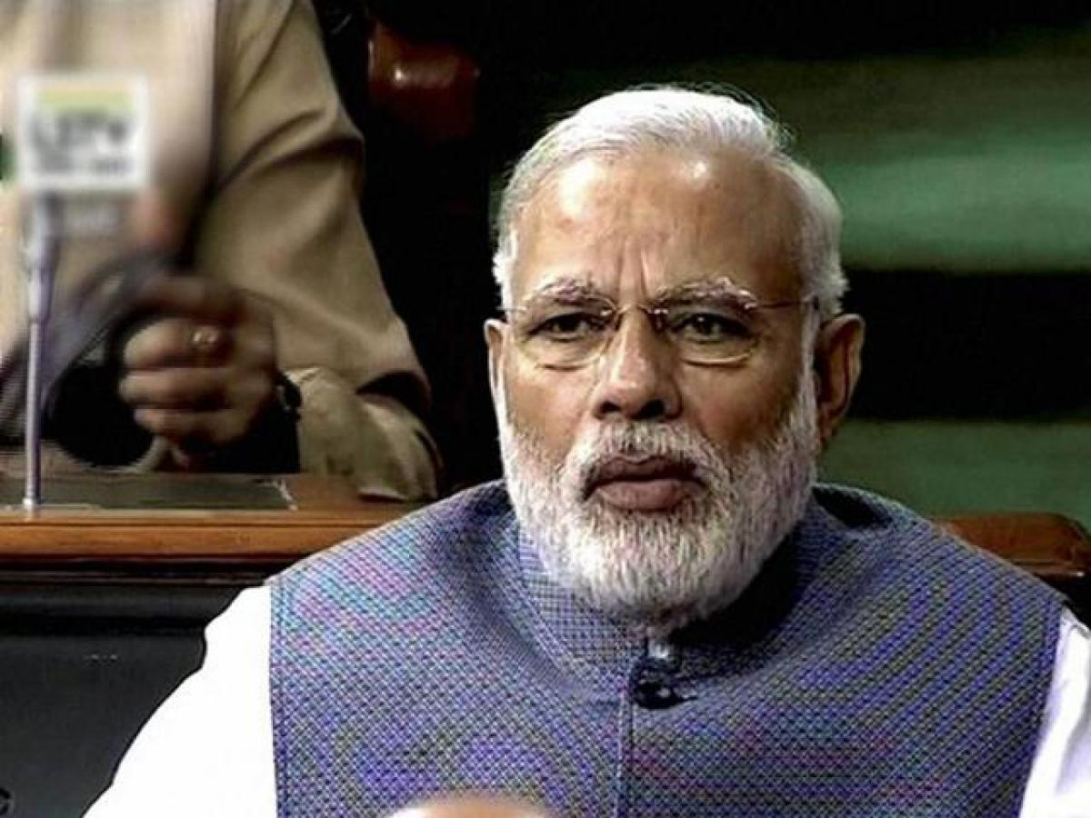 BJP MPs urged to emphasise Modis pro-poor agenda in Parliament