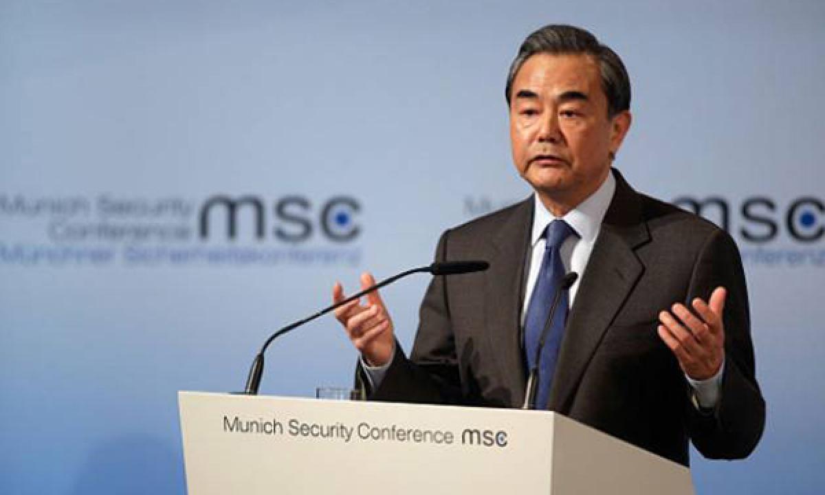 China says BRICS