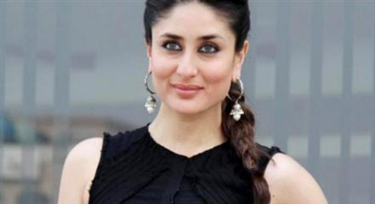 I am not going to shave my head for experimentation: Kareena Kapoor Khan