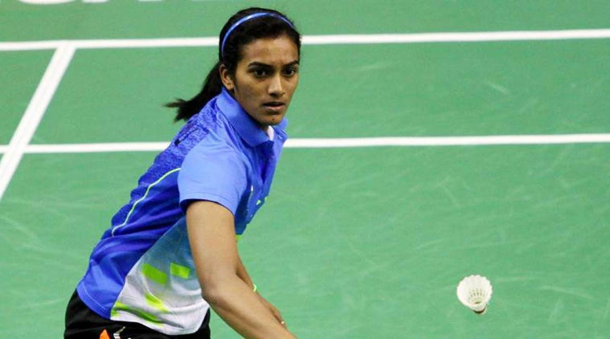 PV Sindhu eyeing World No. 3 spot