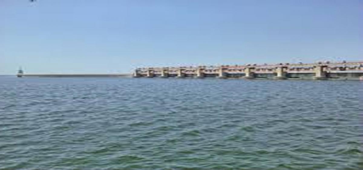 Sagar waters released to Rabi crops
