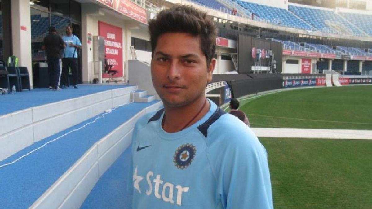 Kuldeep Yadav replaces injured Amit Mishra for Bangladesh Test