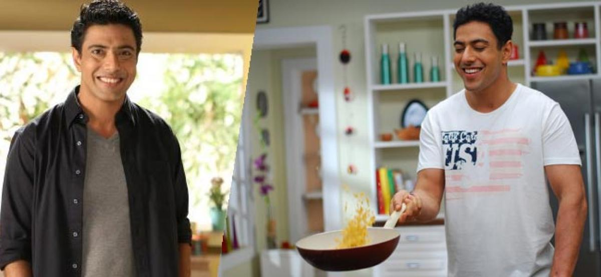 Celebrity chef Ranveer Brars new experiment with cooking