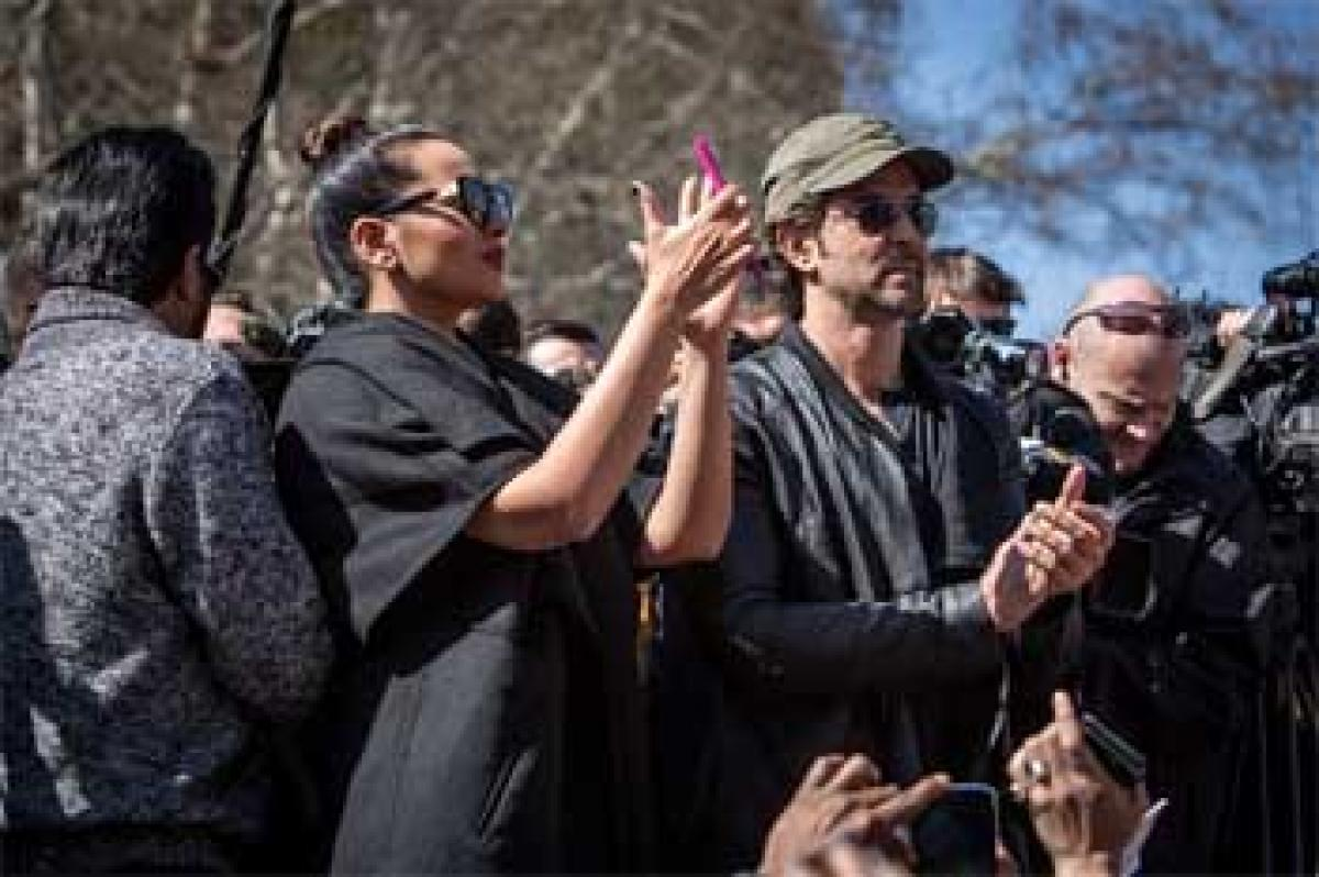 Hrithik Roshan shares IIFA warmth from Madrid