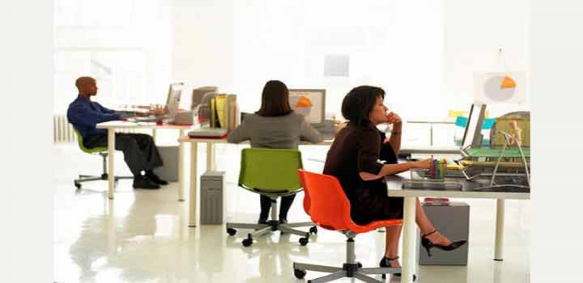 Fidgeting may counter effects of prolonged sitting