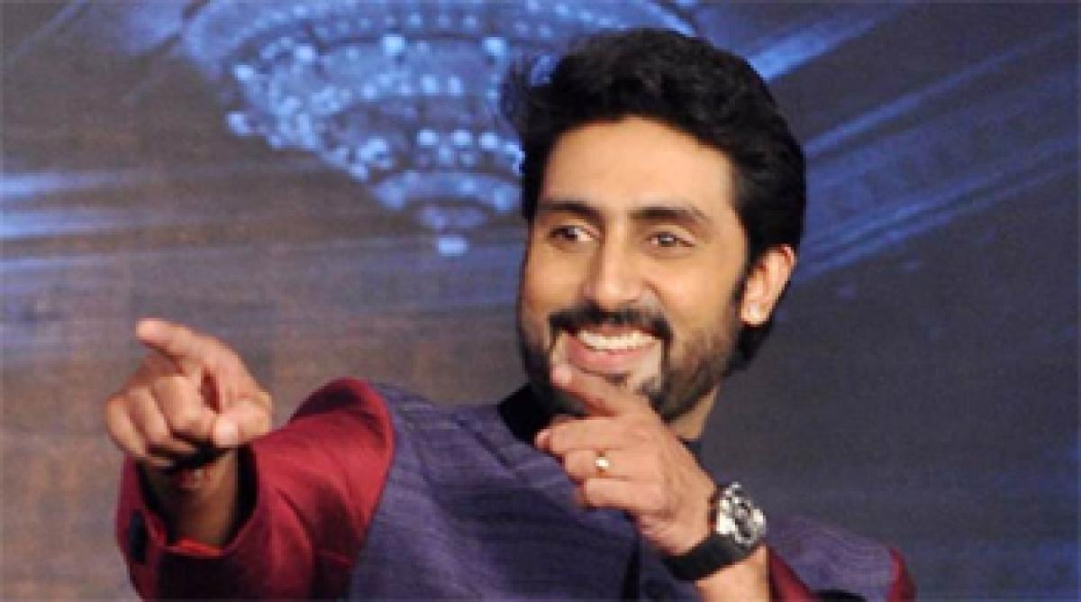 Love, tolerance, humour support: Abhishek thanks 9 million followers