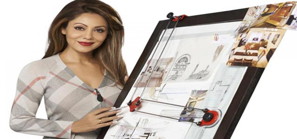 Gauri Khan to design interiors for real estate