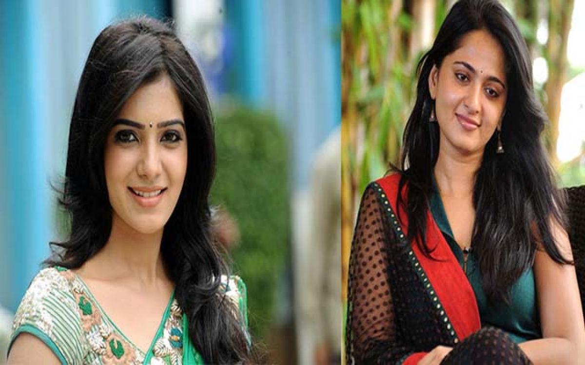 Samantha replaces Anushka in Rudraksha