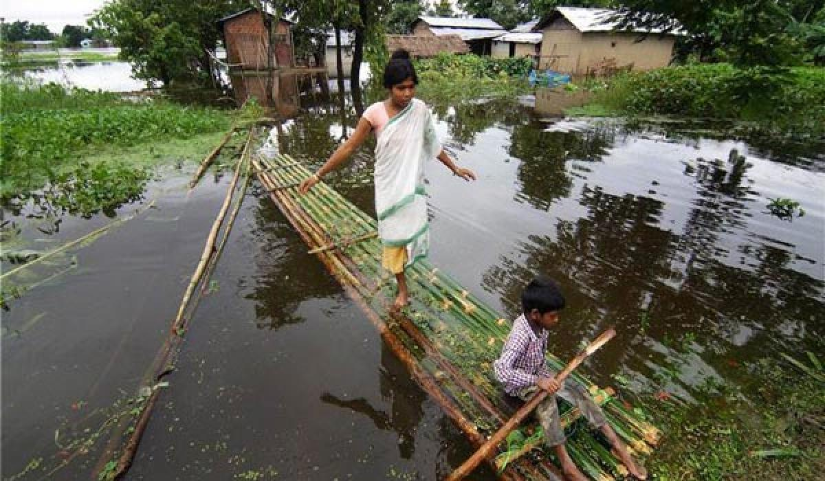 Centre aid to tackle Assam flood situation