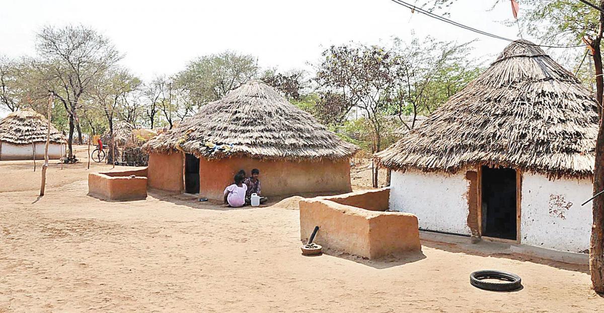 Chenchu tribals unaware of two BHK scheme