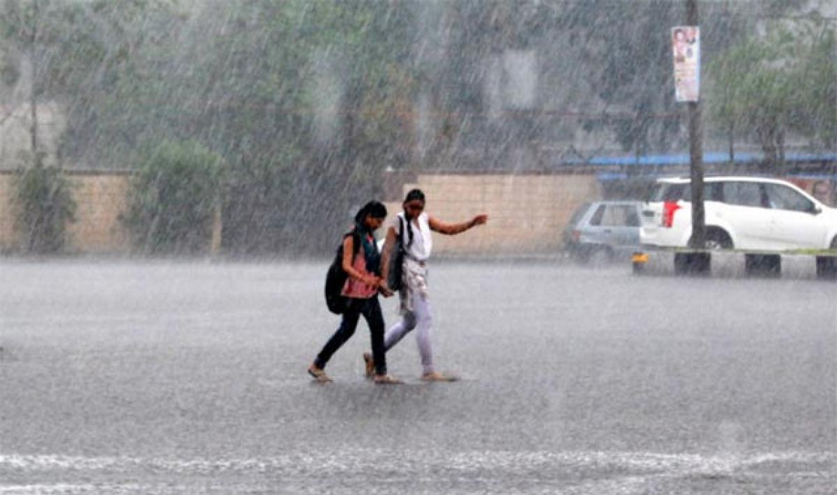 Heavy rains forecast in AP, Telangana