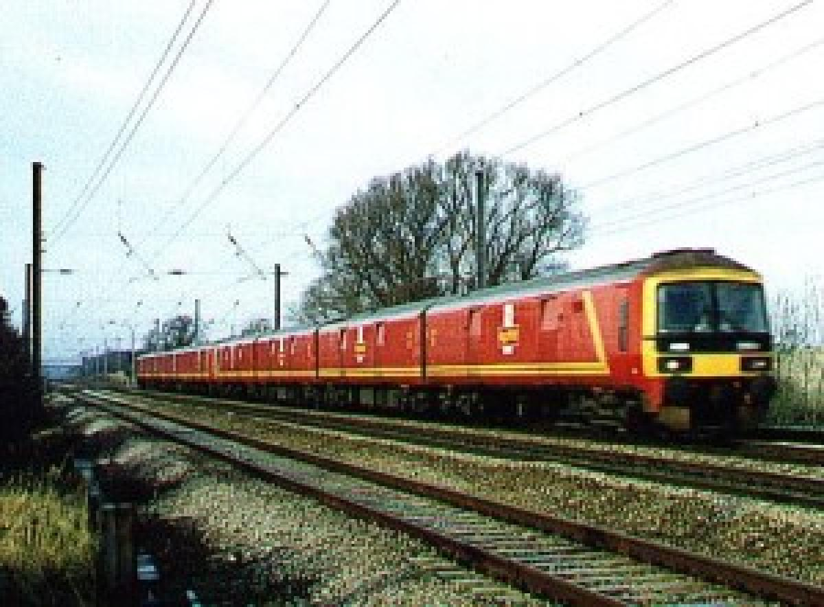 Vizianagaram and Titlagarh 3rd line project, East Coast Railway
