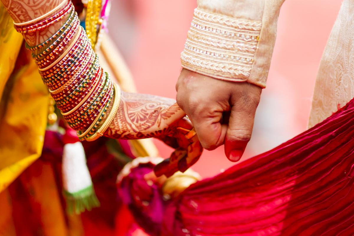 Indian marriages last forever, believe Chinese couple as they get ...