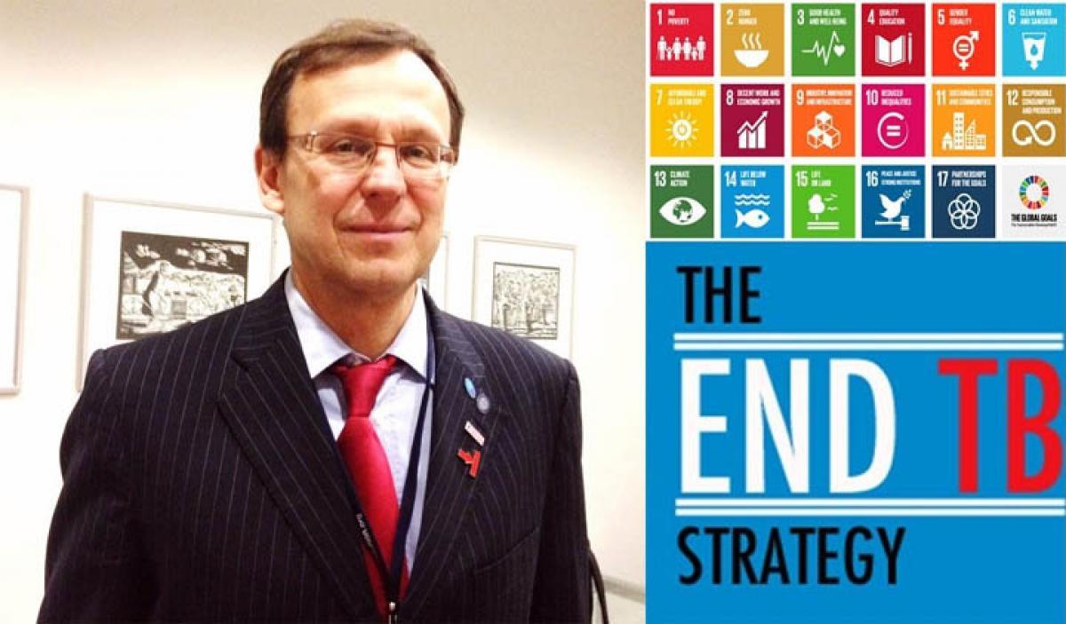 Will 2030 Global Goals help accelerate progress towards ending TB?