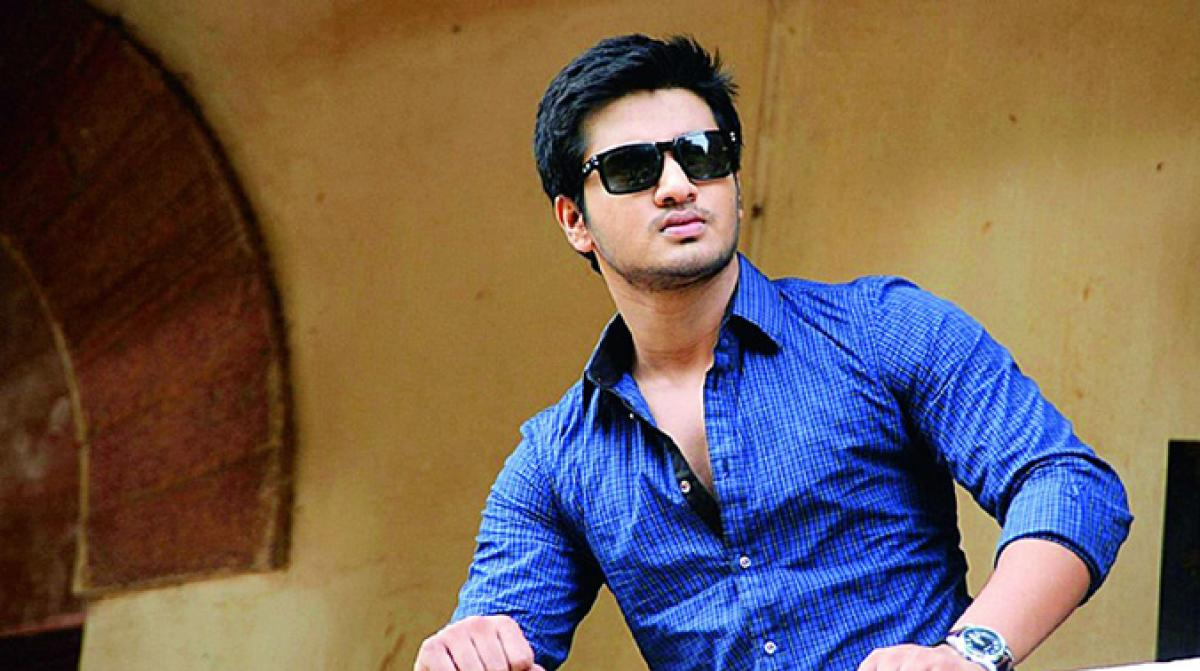 Nikhil is dating a Top actress?