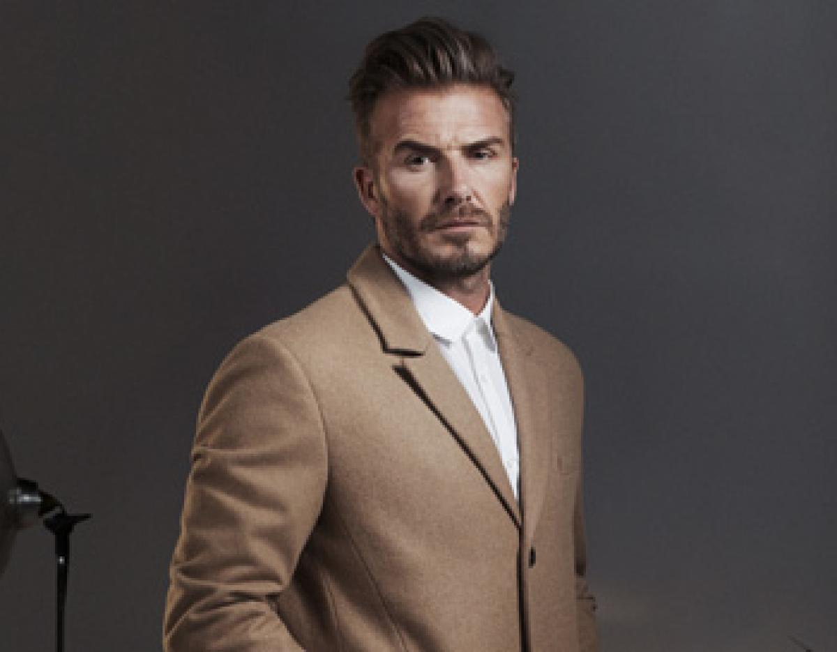 David Beckham's Modern Essentials line debuts in India