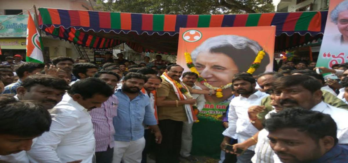 Indira strove for welfare of poor