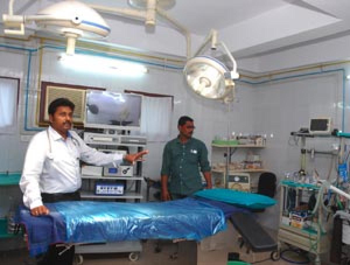 Latha Superspecialties to start services from today
