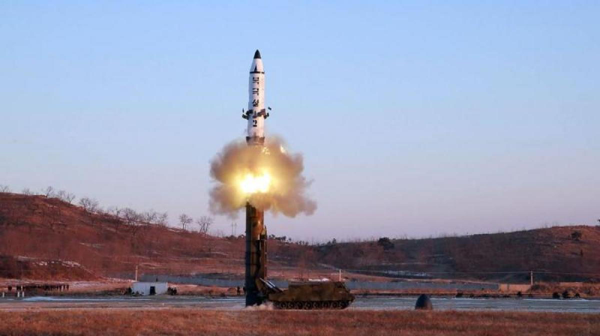 China suspends coal imports from North Korea over missiles