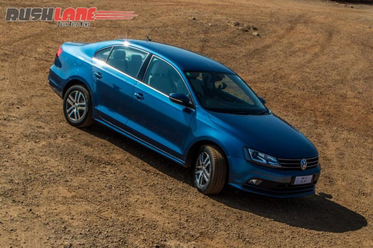 VW Jetta to pull the plug in India