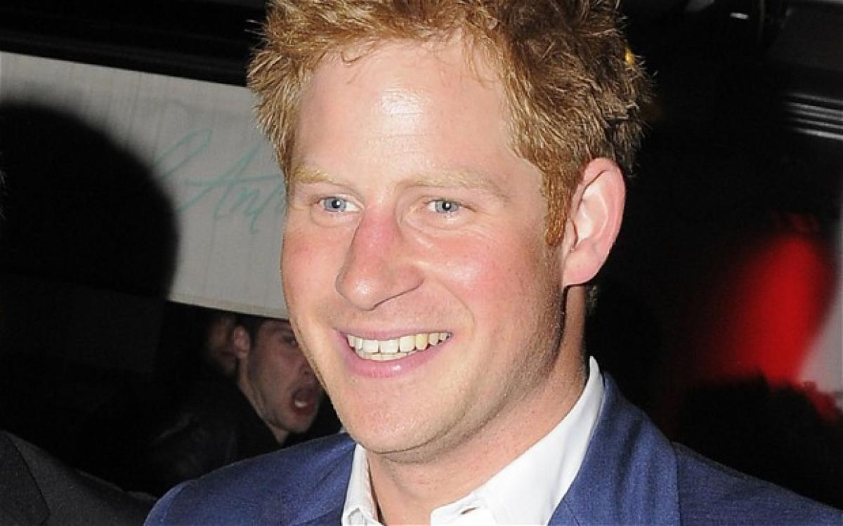 Prince Harry makes `acting` debut as `gardener` in RWC 2015 clip