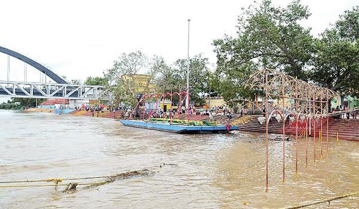 Flood fear grips Konaseema agency