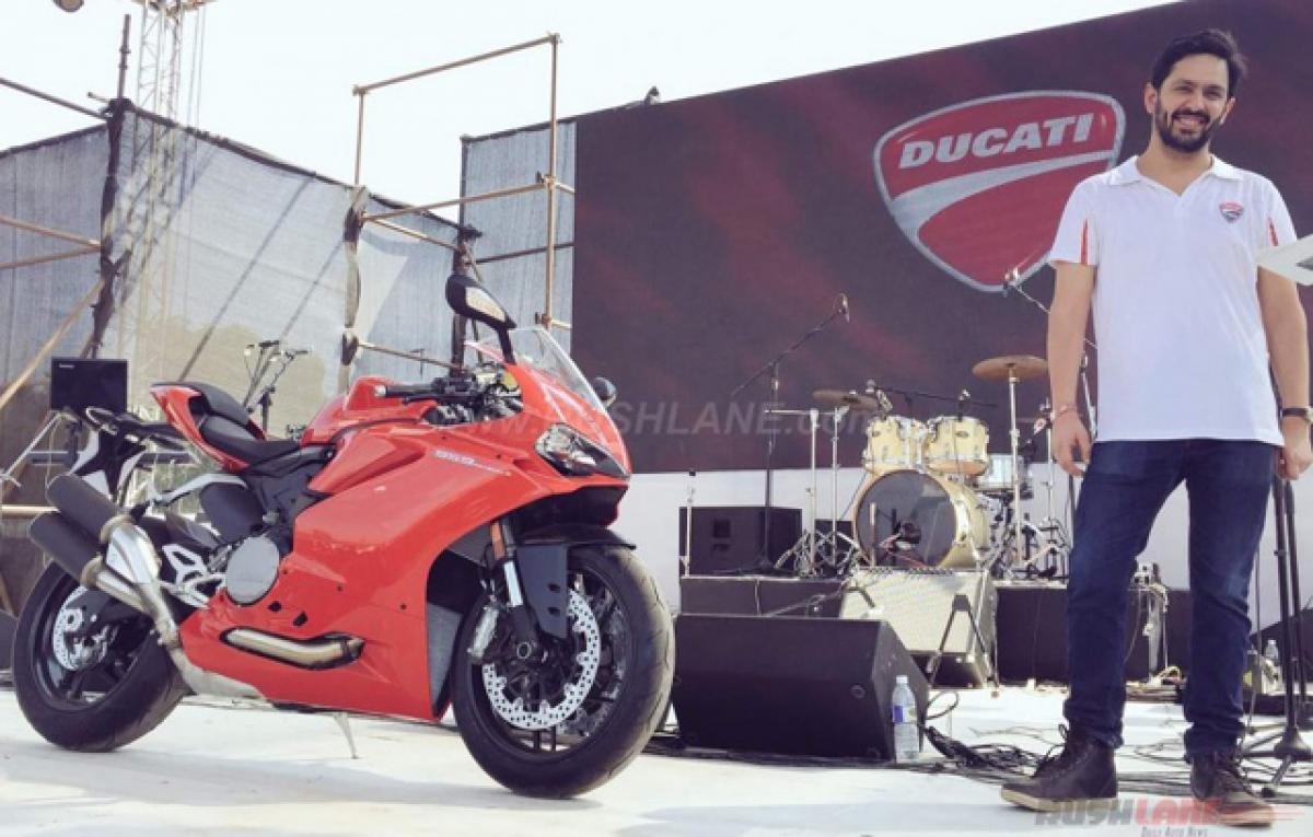 Check out: Ducati 959 Panigale features price in India
