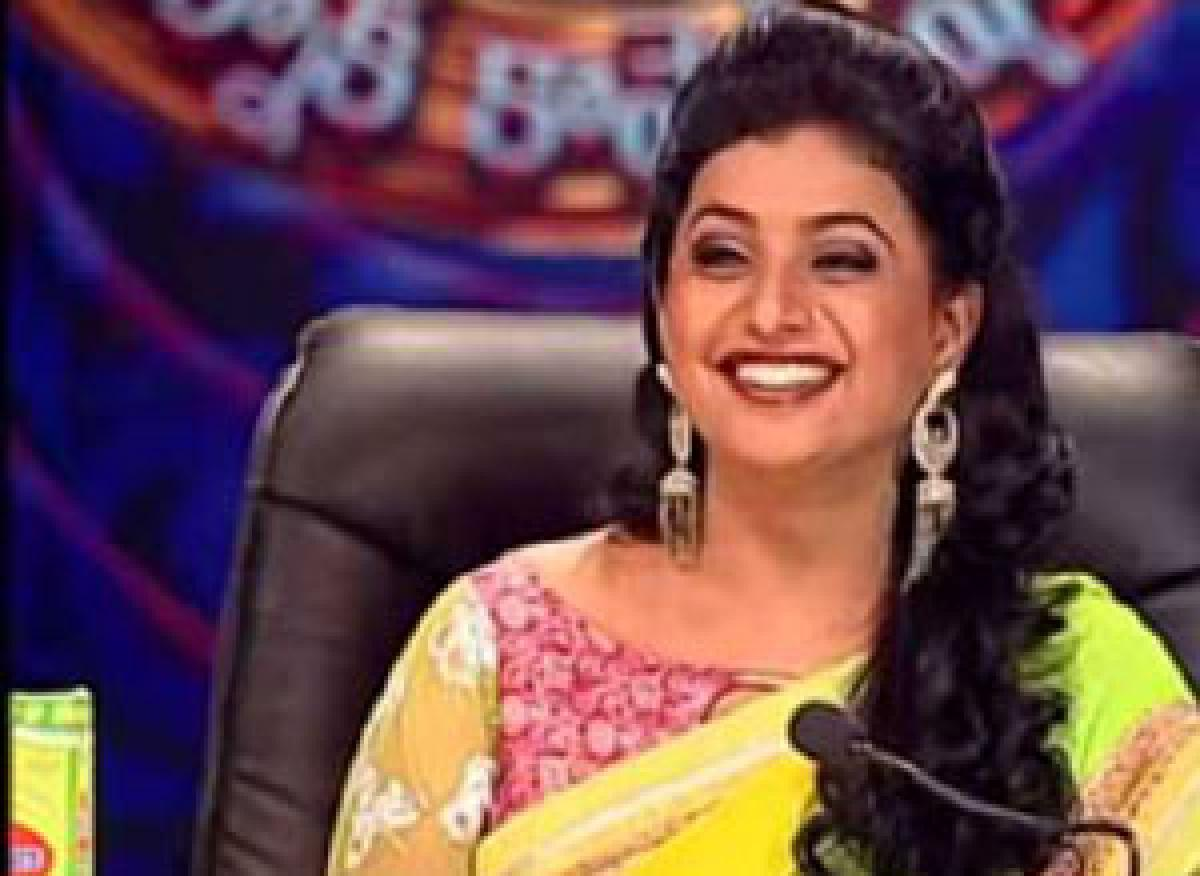 Not only AP Assembly,  Roja to be ousted from Jabardasth too?