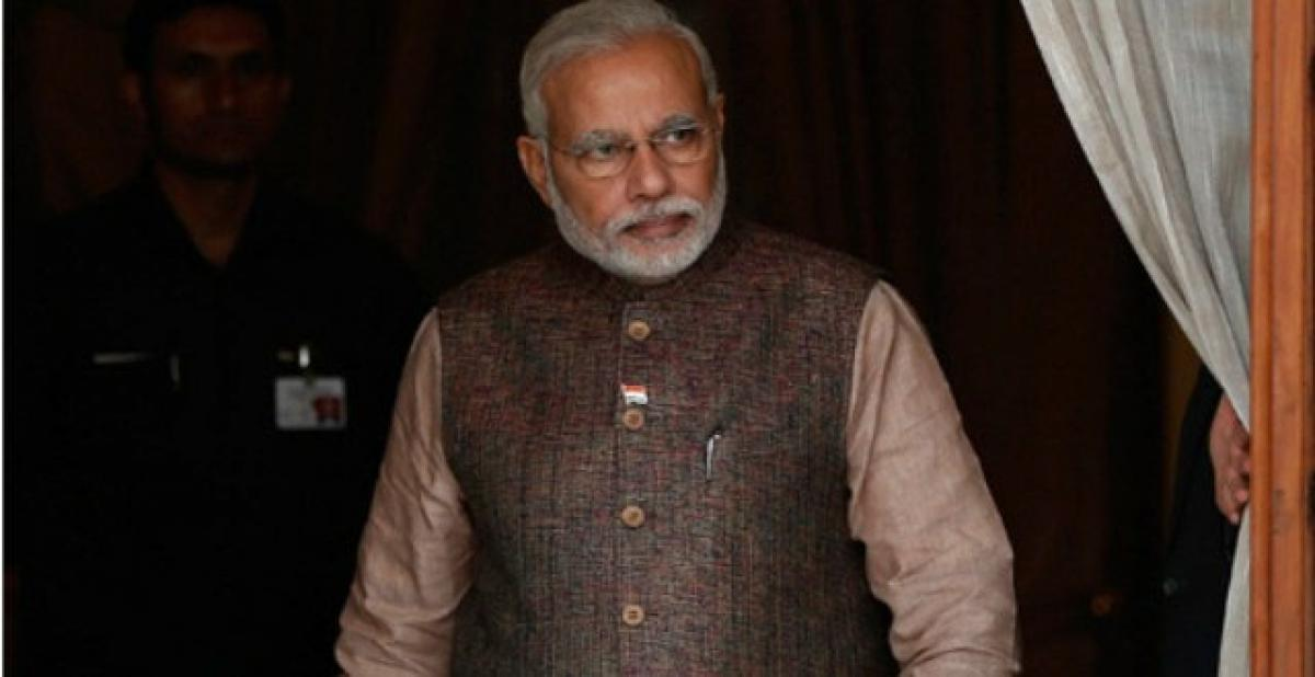 Delhi-Meerut expressway will pave way for pollution-free future, says Modi at project launch