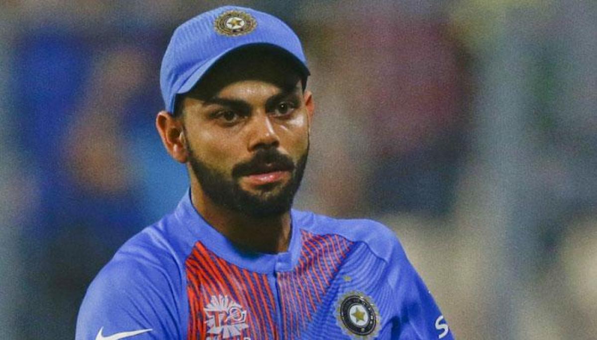 Kohli lauds Indian athletes, slams criticism