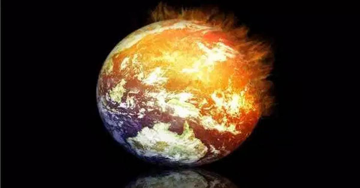 Global warming could cause fall in oxygen, mass mortality
