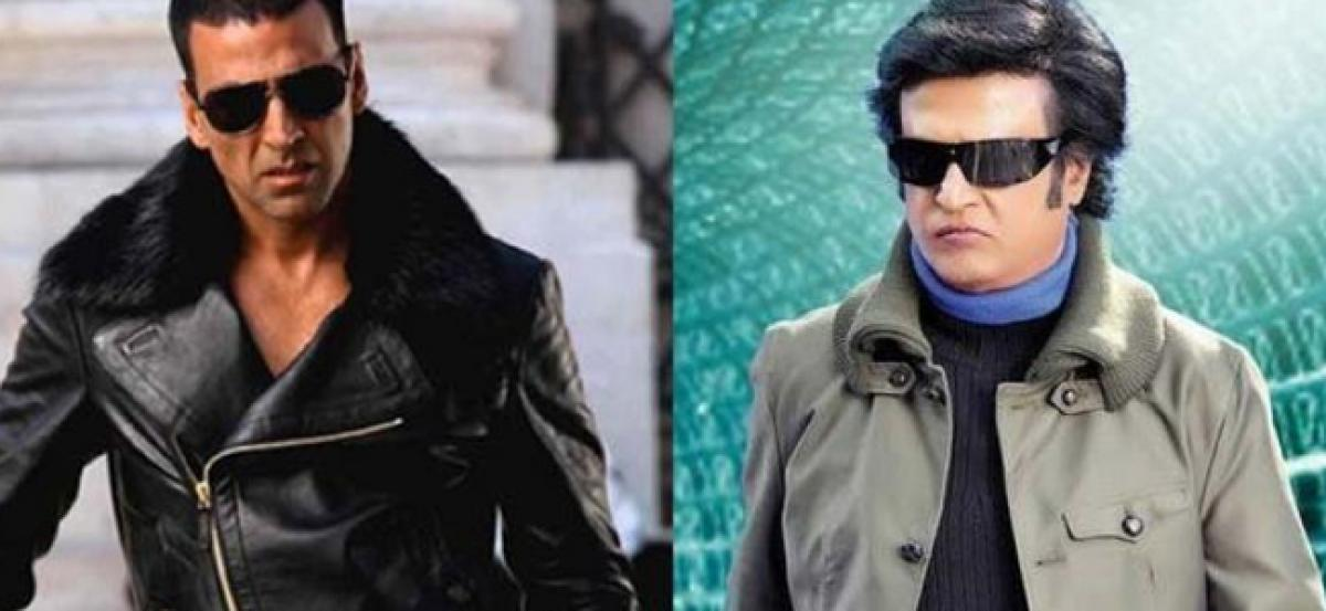 Rajini's 2.0 likely to feature just one song