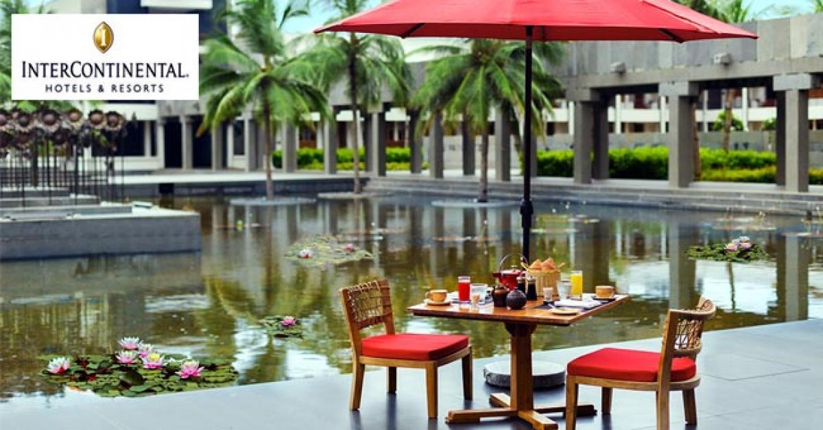 Celebrate Father's Day at InterContinental Chennai Mahabalipuram Resort