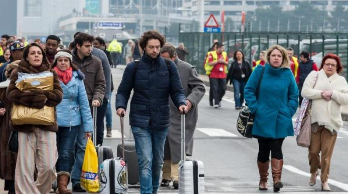 Belgium: Police arrest North African man trying to drive into crowd in Antwerp