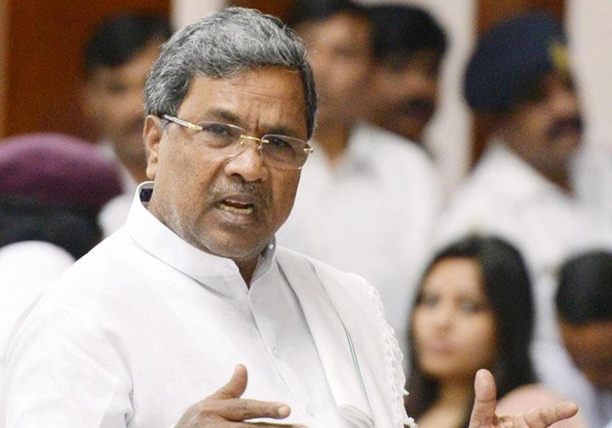 BJP leader threatens to behead Karnataka CM if he eats beef