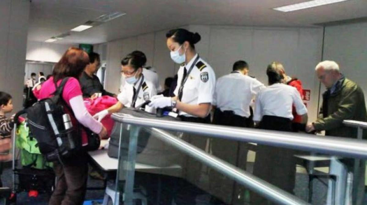 China to begin finger printing foreigners on arrival
