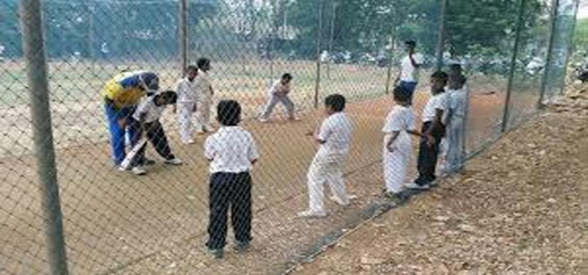 Krishna District Cricket Association B Division league cricket tournament