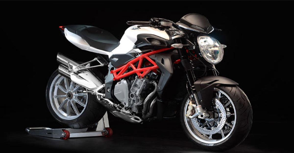 MV Agusta Brutale 1090 launched
