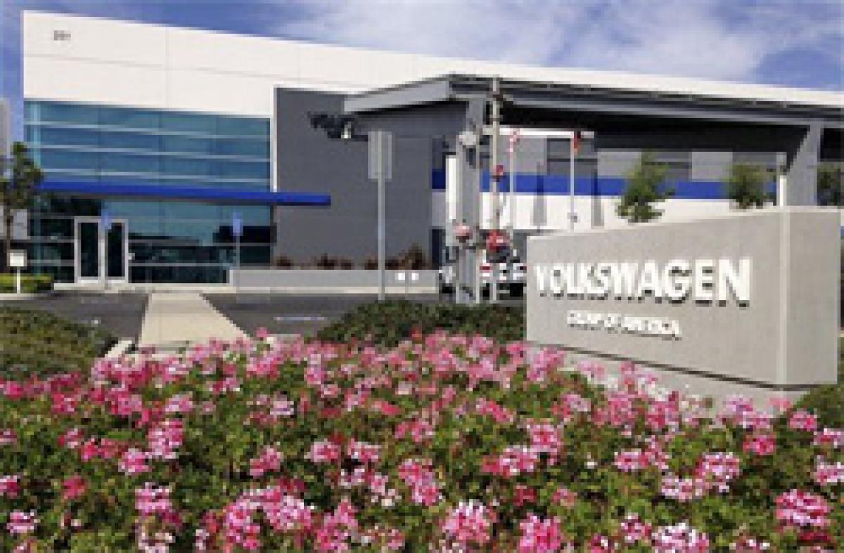 Volkswalgen pollution testing centre near California under radar