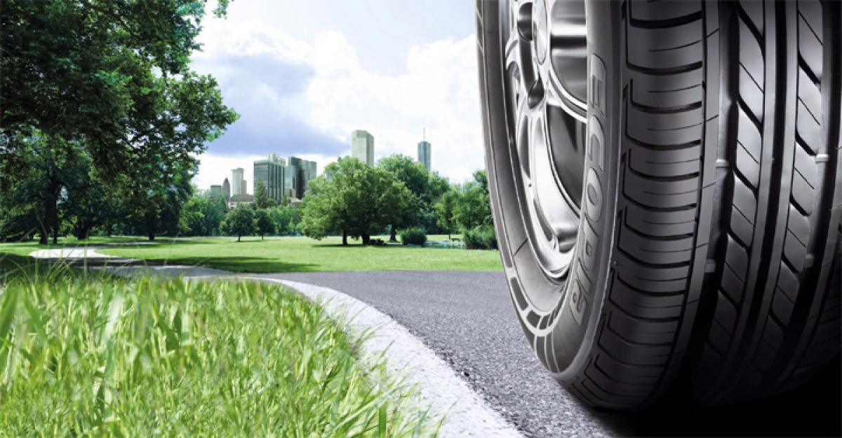 Bridgestone launches fuel-efficient and environment-friendly tyre